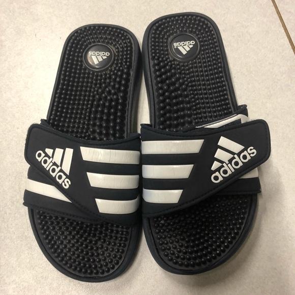 d89a78e9c329b9 adidas Other - Adidas ADISSAGE SLIDES